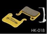 brzdové destičky ALLIGATOR SH XTR M965 ceramic sin