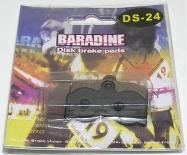 brzdové destičky DS-24 Hope XC 4p