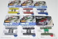 brzdový špalek KOOLSTOP T2 V-Br grey Thinline