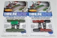 brzdový špalek KOOLSTOP T2 V-Br zelená Thinline ce