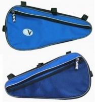 taška VAPE trojúhelník střední 3 kapsy černý