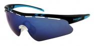 brýle HQBC ROQ M černo/modré matné