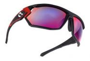 brýle HQBC QX4 černo/červené