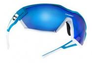 brýle HQBC QX2 modro/bílé