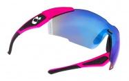 brýle HQBC QX1 růžovo/černé