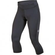 kalhoty P.I.W`S Sugar Thermal Cycl.3/4 Tight black