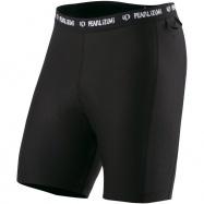kalhoty P.I.Liner short black