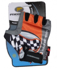 rukavice GTX dětské oranžové