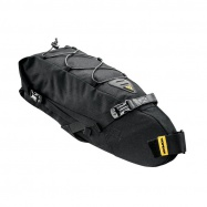 TOPEAK bikepacking BACKLOADER, rolovací brašna na sedlovku 10l černá