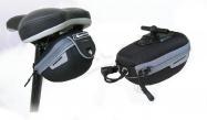 taška LONGUS Firm QR podsedlová vystužená černá