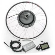 """EVbike Přední pohon na elektrokolo 500W/750W, 28"""", jednotka, LCD displej, přední umístění - EVBIKE"""