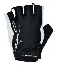 rukavice LONGUS Lady Gel černo/bílé