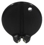centrklíč černý 3,5mm