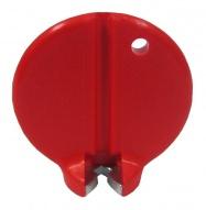 centrklíč červený 3,4mm