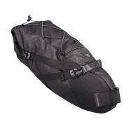 TOPEAK bikepacking BACKLOADER, rolovací brašna na sedlovku 15l černá