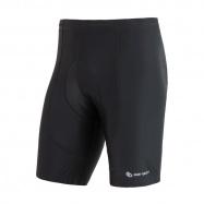 SENSOR CYKLO ENTRY pánské kalhoty krátké černá