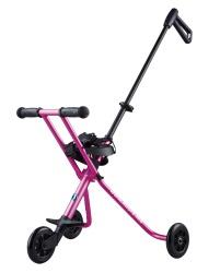 Dětské vozítko Micro Trike Deluxe Pink
