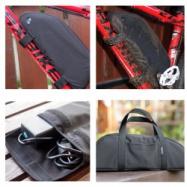 EVbike Ochranný obal baterie, nabíječky a přenosný vak - EVBIKE