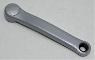 klika L ocel/plast 170 4hran šedá