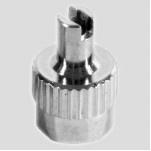čepička ventilku moto ocelová