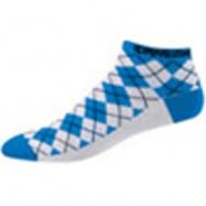 ponožky P.I.Elite LE Low W modro/bílé kosti