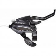 řadící+brzdové páky SH STEF500 3+8speed black