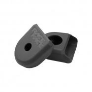 RACE FACE CRANK BOOT 2-pack, ochrana hliníkových klik small šedá