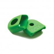 RACE FACE CRANK BOOT 2-pack, ochrana hliníkových klik small zelená