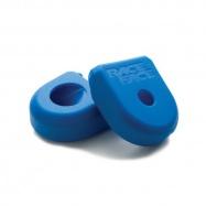 RACE FACE CRANK BOOT 2-pack, ochrana hliníkových klik small modrá