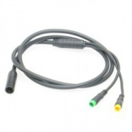 EVbike Hlavní kabelový svazek pro středové pohony s vodotěsnou kabeláží (2 výstupy) - EVBIKE