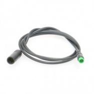 EVbike Hlavní kabelový svazek pro středové pohony s vodotěsnou kabeláží (1 výstup) - EVBIKE