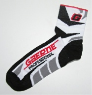 ponožky GAERNE cyklo black