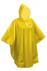 pláštěnka pončo PVC dětská FORCE žlutá