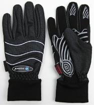 rukavice FORCE Windster černé
