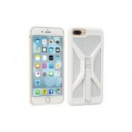TOPEAK obal náhradní RIDECASE pro iPhone 6 Plus, 6S Plus, 7 Plus, 8 Plus bílá