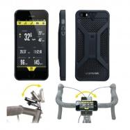 TOPEAK obal náhradní RIDECASE pro iPhone 5, 5s, SE černá
