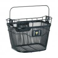 TOPEAK košík na řidítka BASKET FRONT Fixer 3e černá