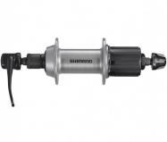 náboj SH zadní FHTX500 stříbrný 32H 8/9 speed