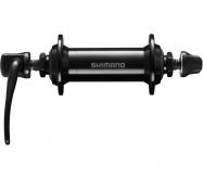 náboj SH přední HBTX500 černý 32H