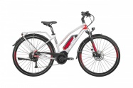 "Cross 28"" ATALA B-Tour S Lady 19"" silver/wh/red"