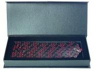 řetěz KMC X-10 SL DLC Black-red