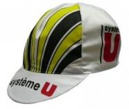 čepice cyklistická Profi Retro Systeme U