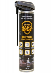 mazivo NANOPROTECH bicycle profesional 300ml sprej