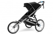 THULE Thule Glide 2 Black sportovní kočárek pro jedni dítě