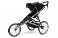 THULE Thule Glide 2 Jet Black sportovní kočárek pro jedni dítě