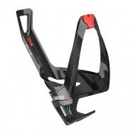košík na láhev ELITE Cannibal XC černo/červený les