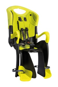 BELLELLI - dětská sedačka TIGER STANDARD, yellow hi