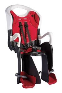 BELLELLI - dětská sedačka TIGER RELAX, white/red