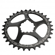 RACE FACE převodník SINGLE Direct Mount 3 BOLT (SRAM), N/W 36T 10-12S černá