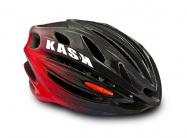 přilba KASK 50NTA black/red L/59-62cm